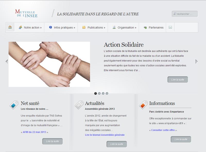 Mutuelle de l'INSEE .fr