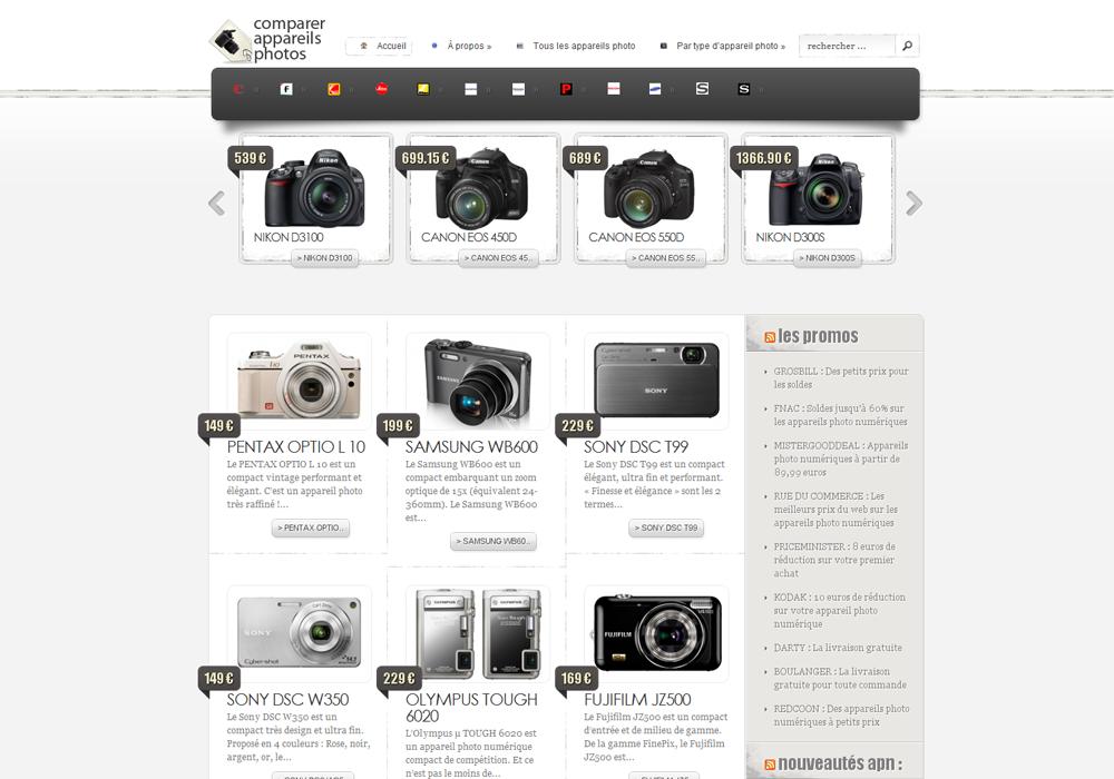www.comparer-appareils-photos.fr