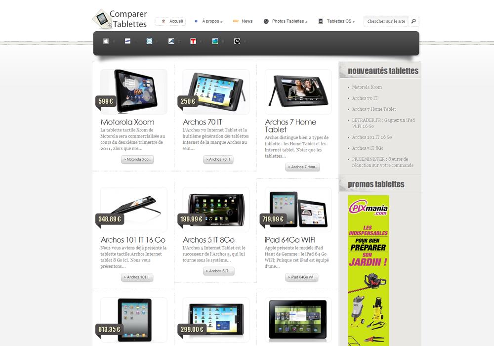 www.comparer-tablettes.fr
