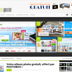 Album photo gratuit .fr