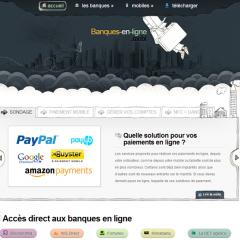 Banques en ligne .mobi
