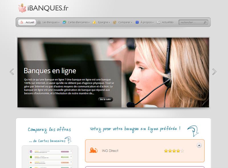 iBanques .fr